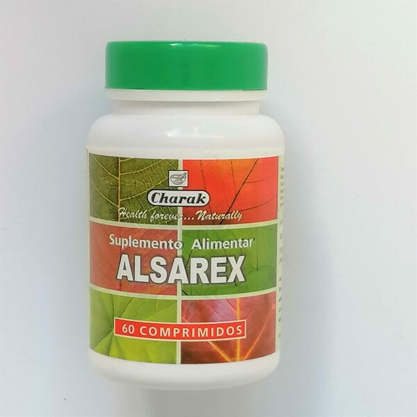 Alsarex 60 comprimidos