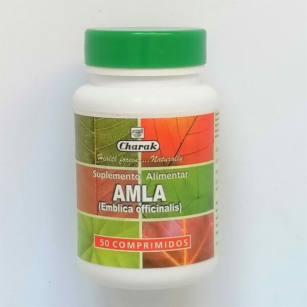 Amla CHARAK PHARMA 50 comprimidos