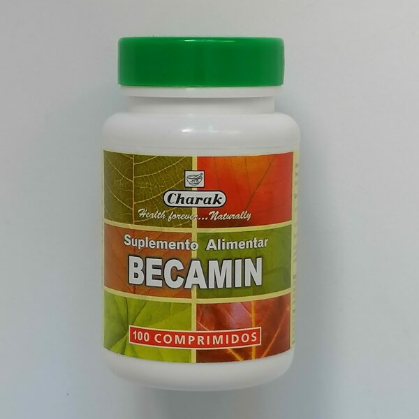 Becamin CHARAK PHARMA 100 comprimidos