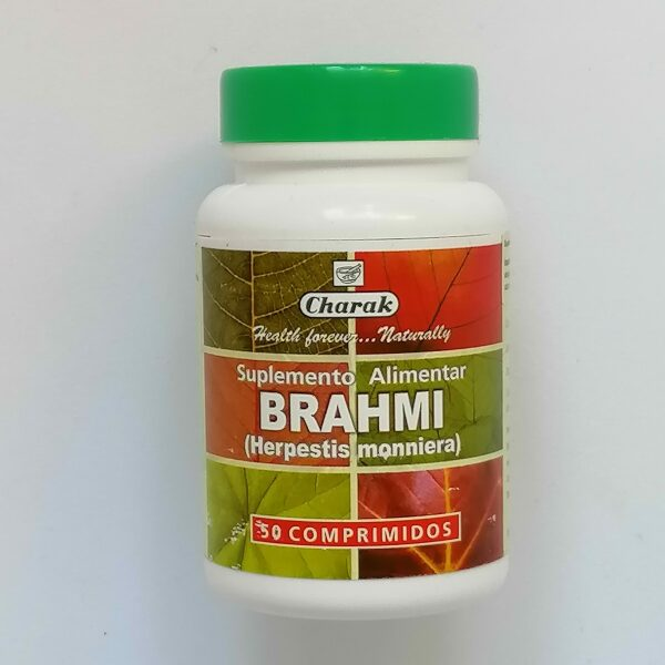 Brahmi CHARAK PHARMA 50 comprimidos