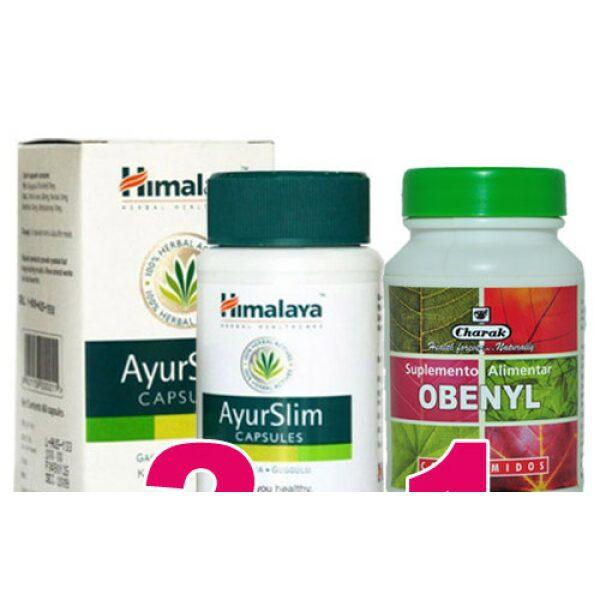 Pack Ayurslim+Obenyl