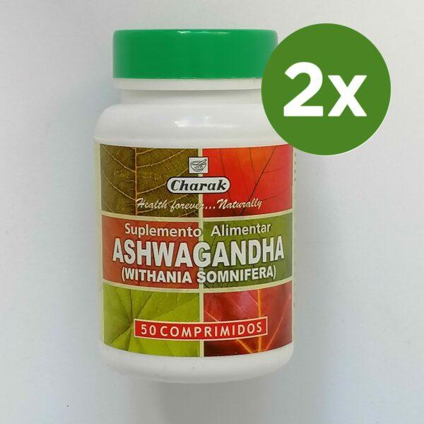Ashwagandha CHARAK PHARMA pack 2