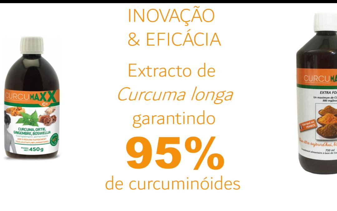 NOVIDADE EM PORTUGAL: Gama CurcuMAXX C+