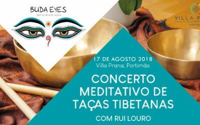 Concert com Taças Tibetanas – Portimão
