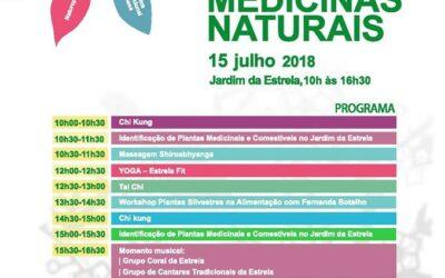 IV Feira Municipal de Medicinas Naturais de Lisboa