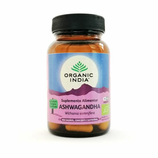 Ashwagandha Bio Organic India