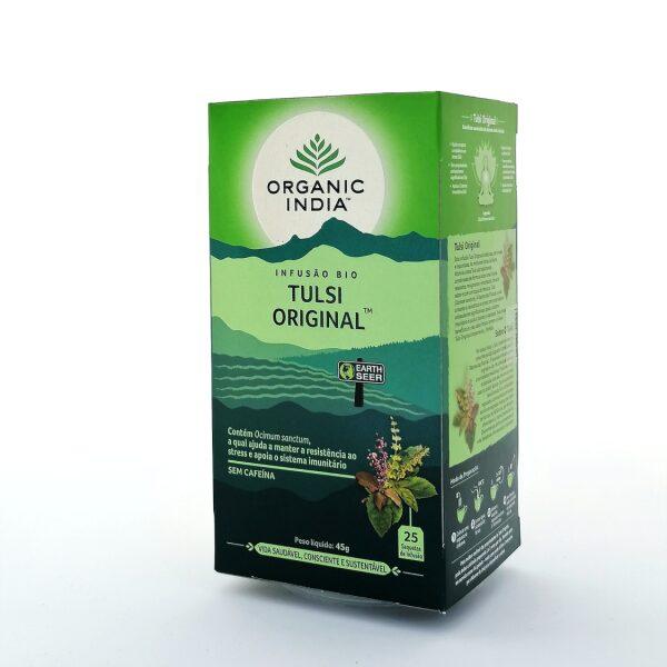 Infusão Bio Tulsi Original Organic India