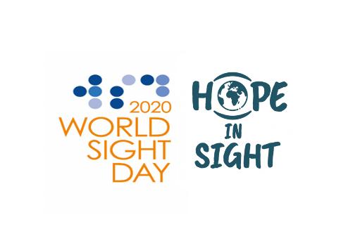 Dia Mundial da Visão   8 Outubro 2020
