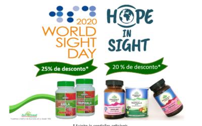 Campanha Especial Dia Mundial da Visão 2020