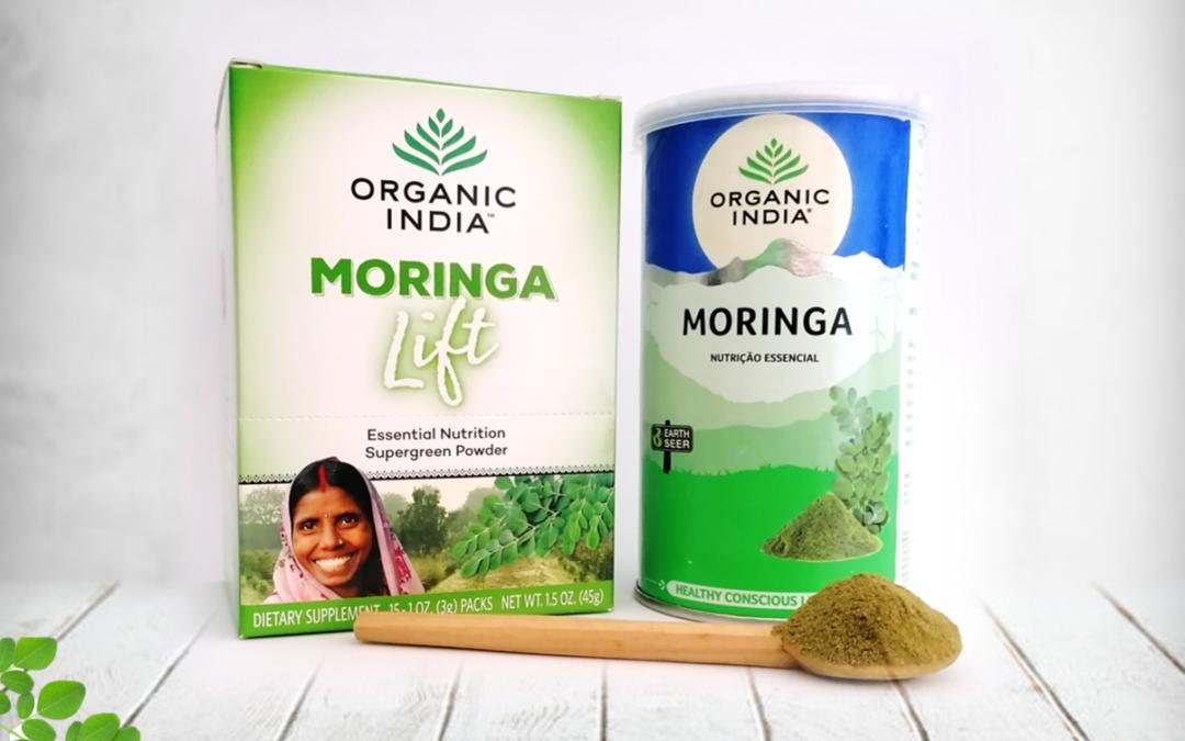 10 benefícios da Moringa em pó + como utilizar